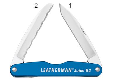 Schéma Leatherman Juice B2